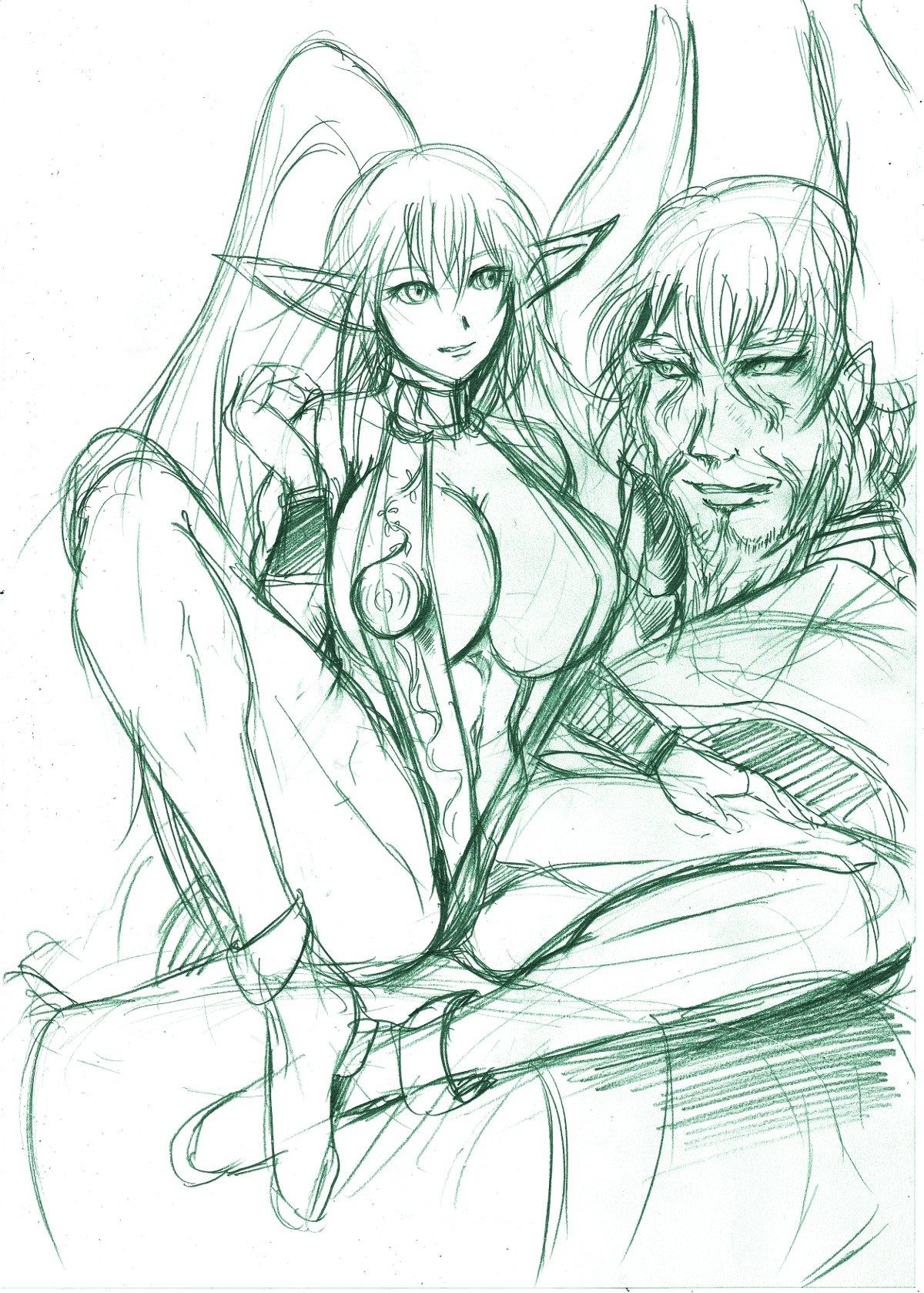 Lungorthin and Mesubutako
