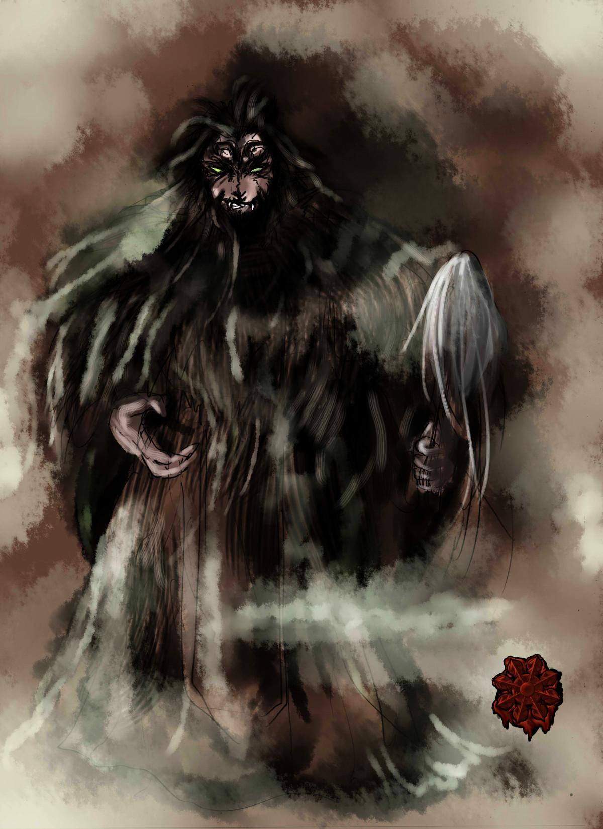 東洋の吸血鬼