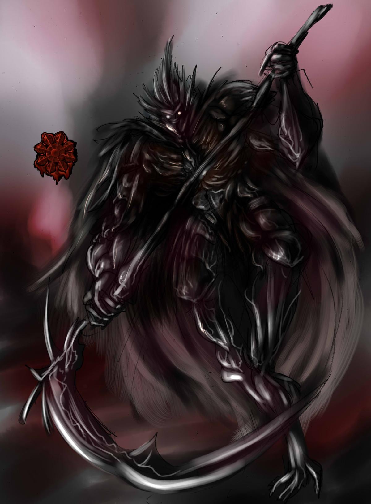 黒き掠奪者