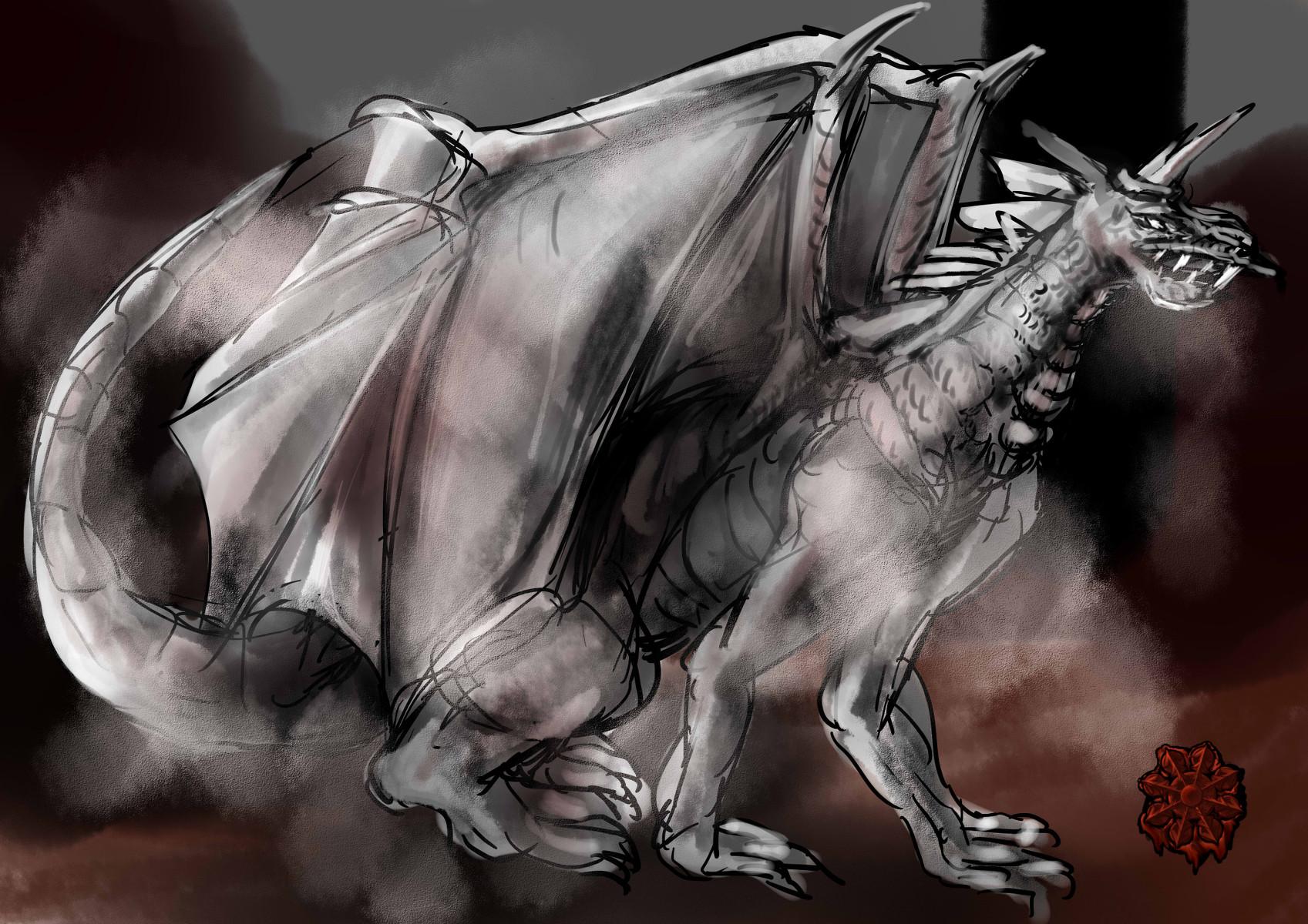 古代ホワイト・ドラゴン