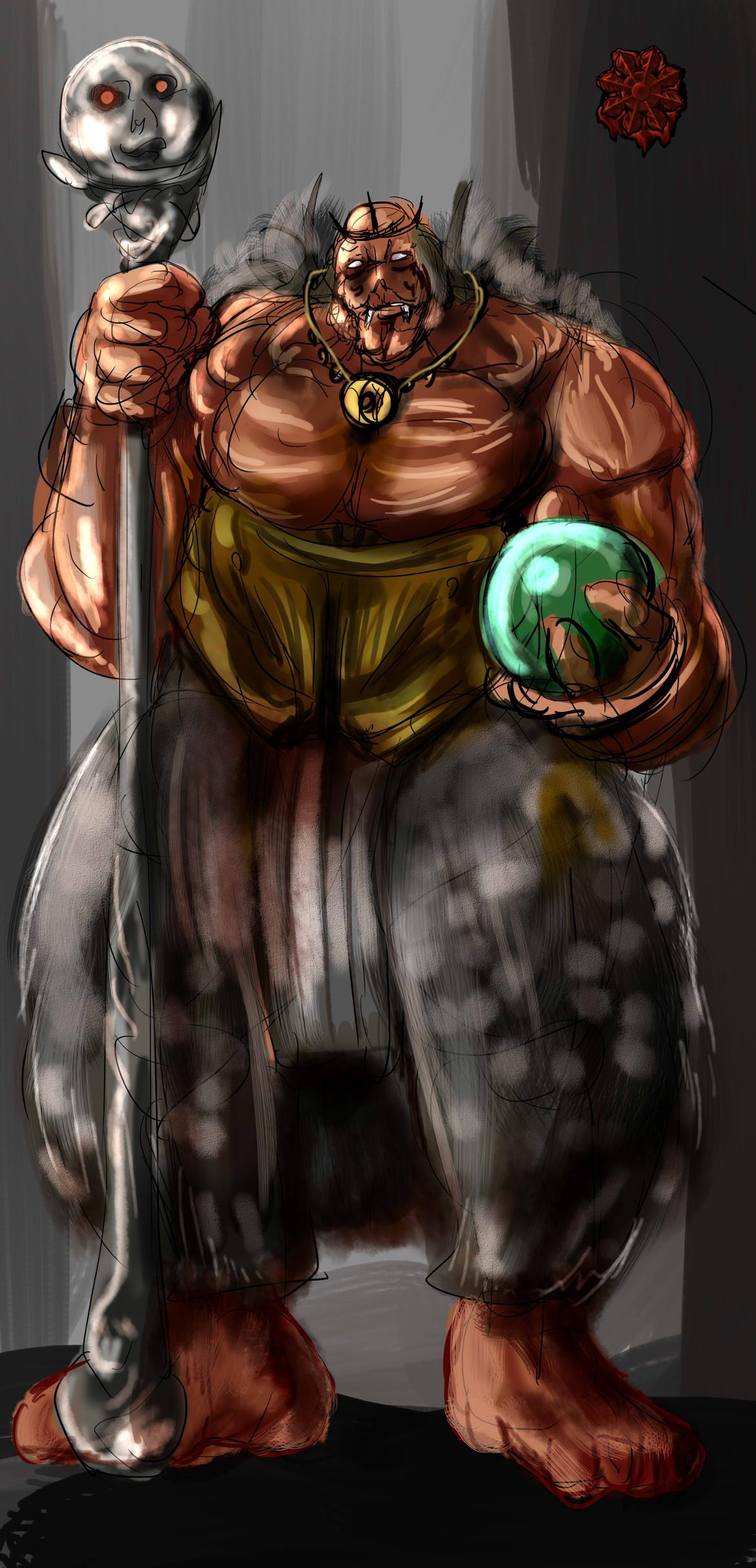 トロルの王