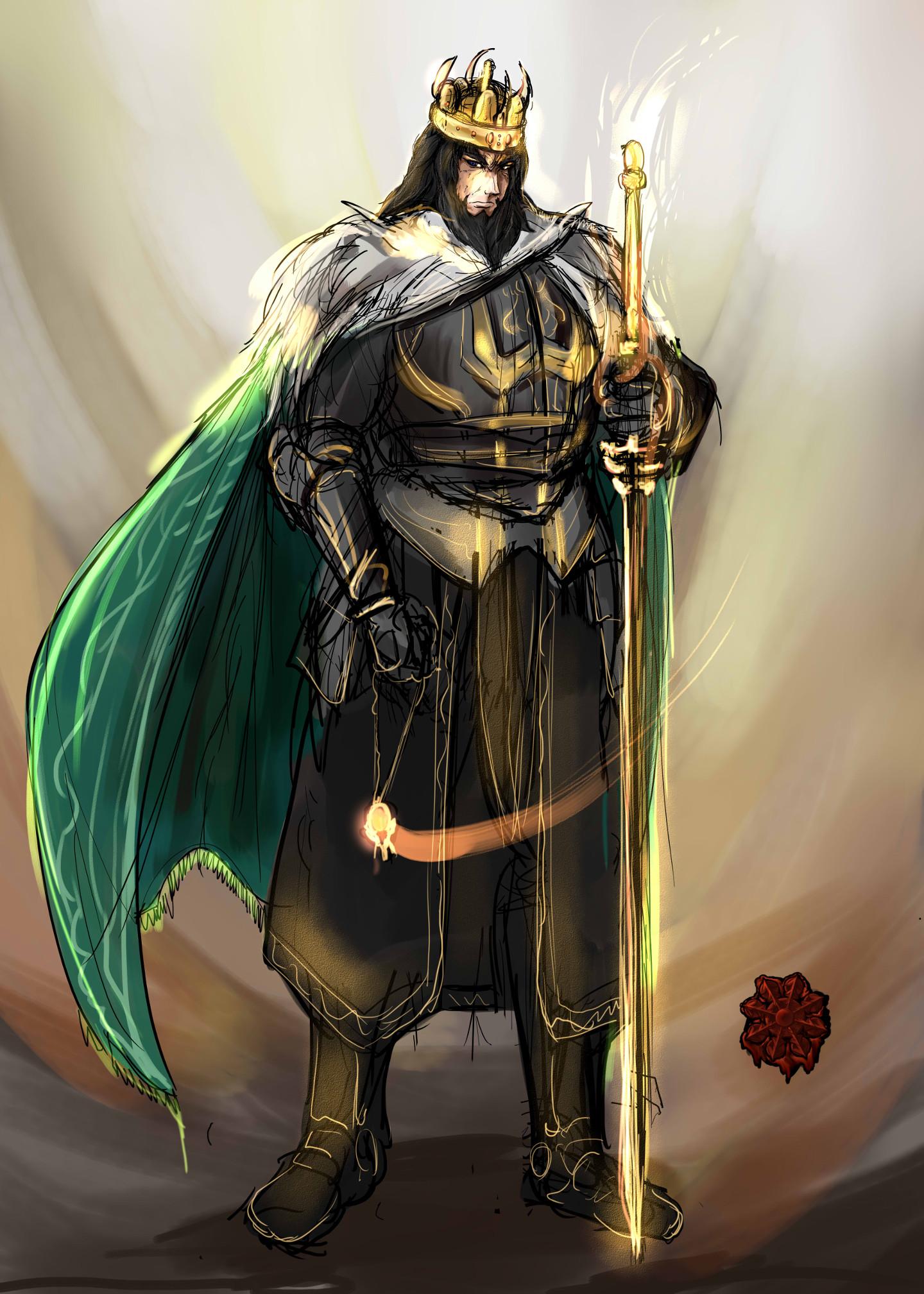アンバーの王『オベロン』