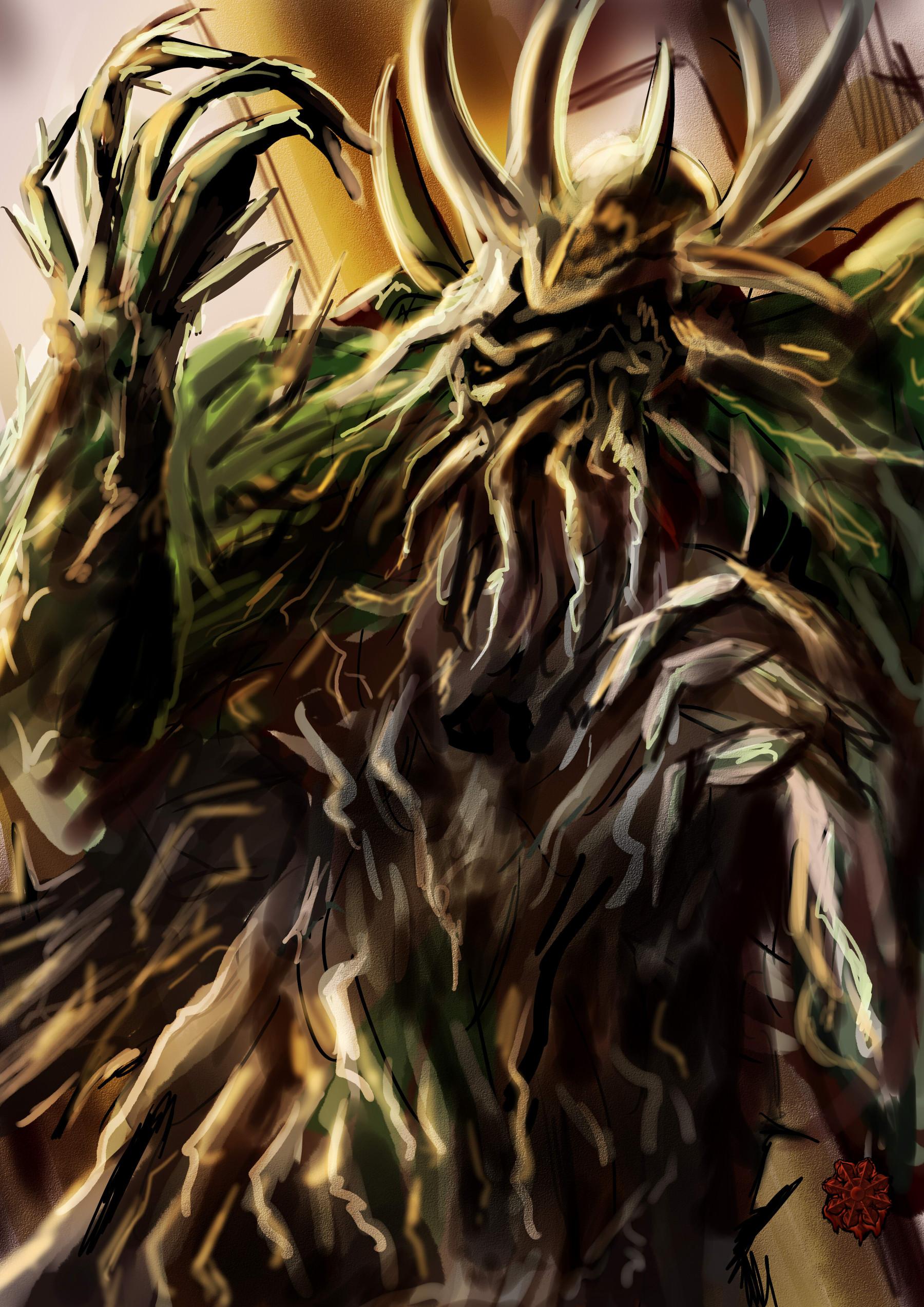 ガイアの復讐者