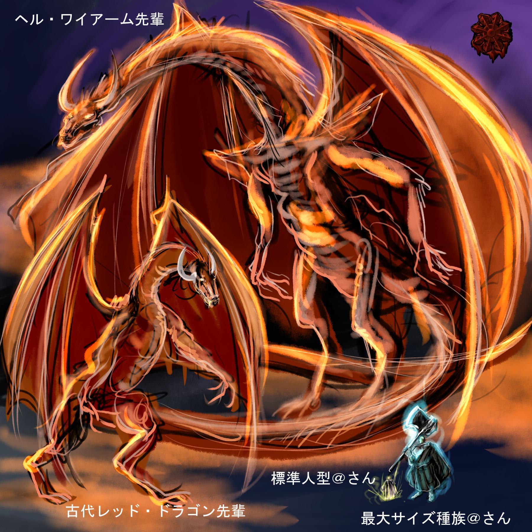 ドラゴン比較イメージ