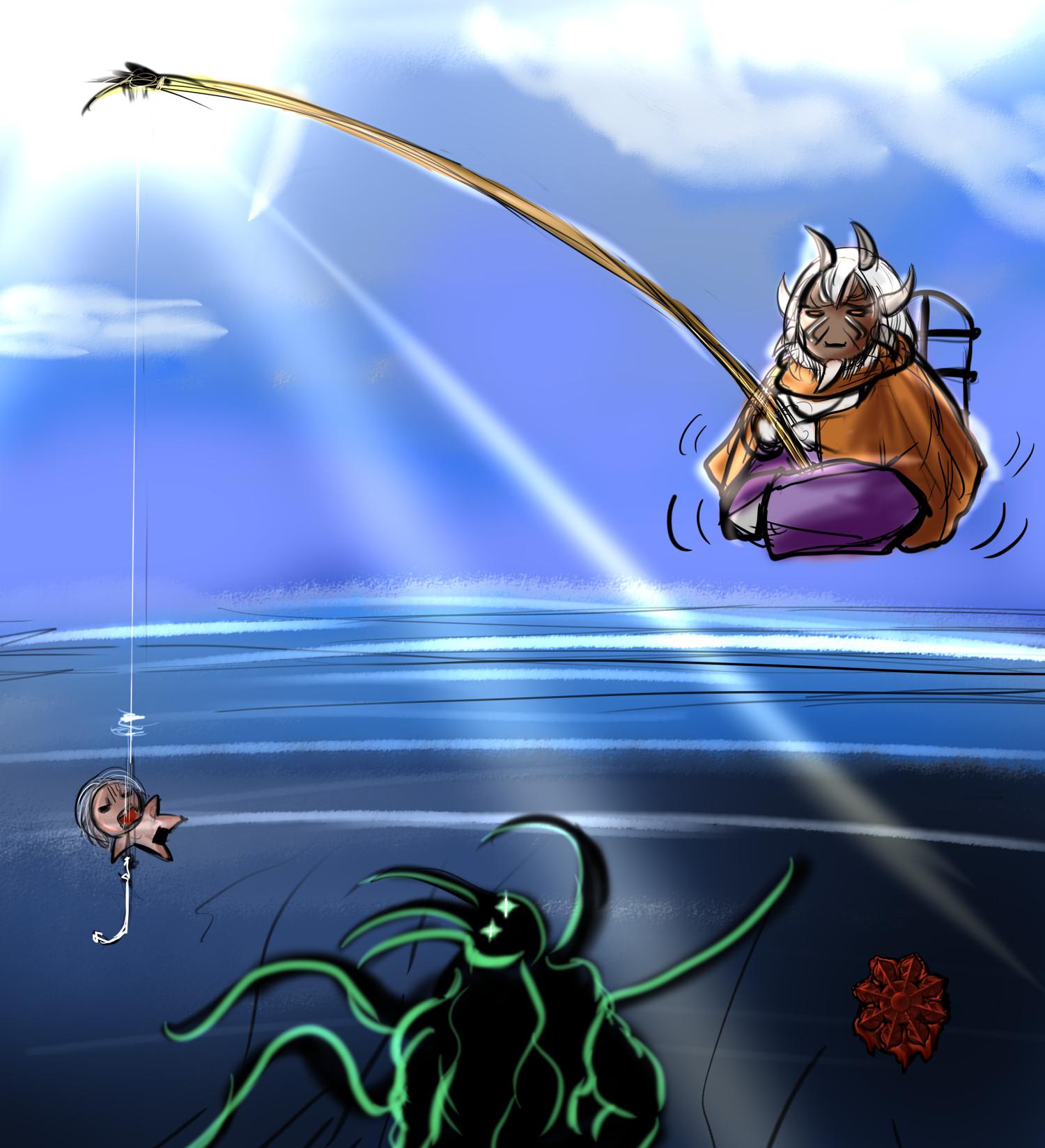 釣り強化案