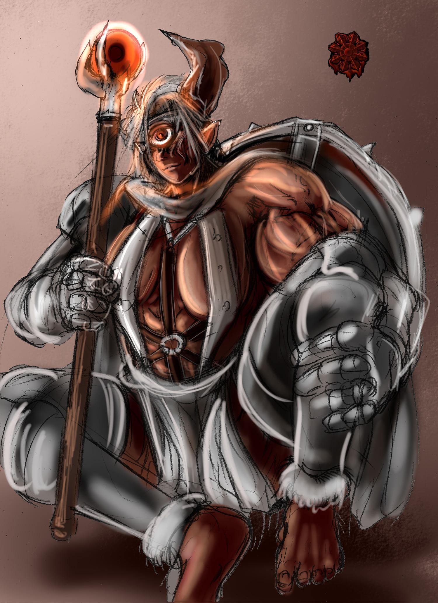 サイクロプス魔法戦士セクシーギャル