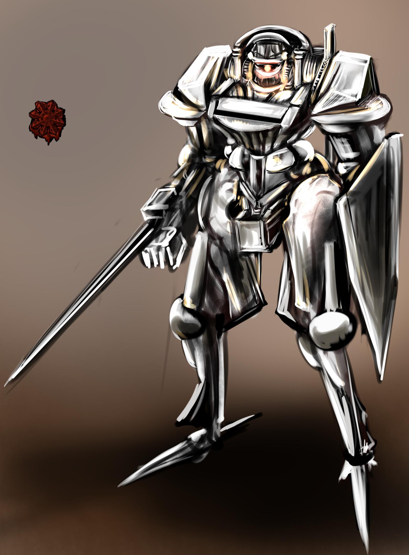 アンドロイド戦士