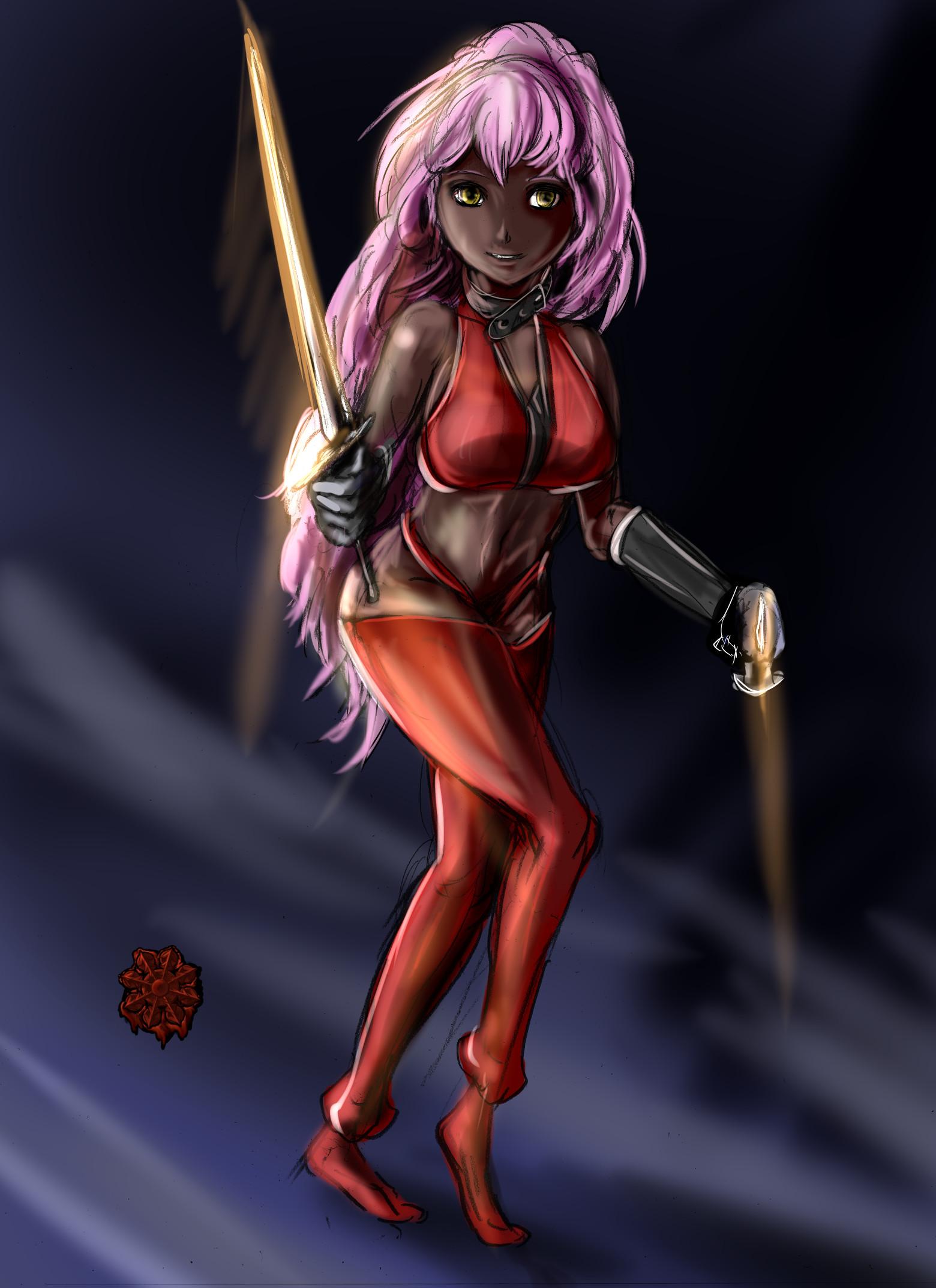セクシーギャルニーベルング魔法戦士