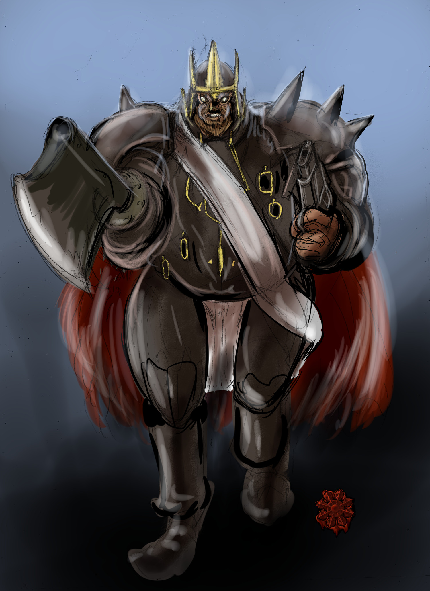 コボルド混沌の戦士