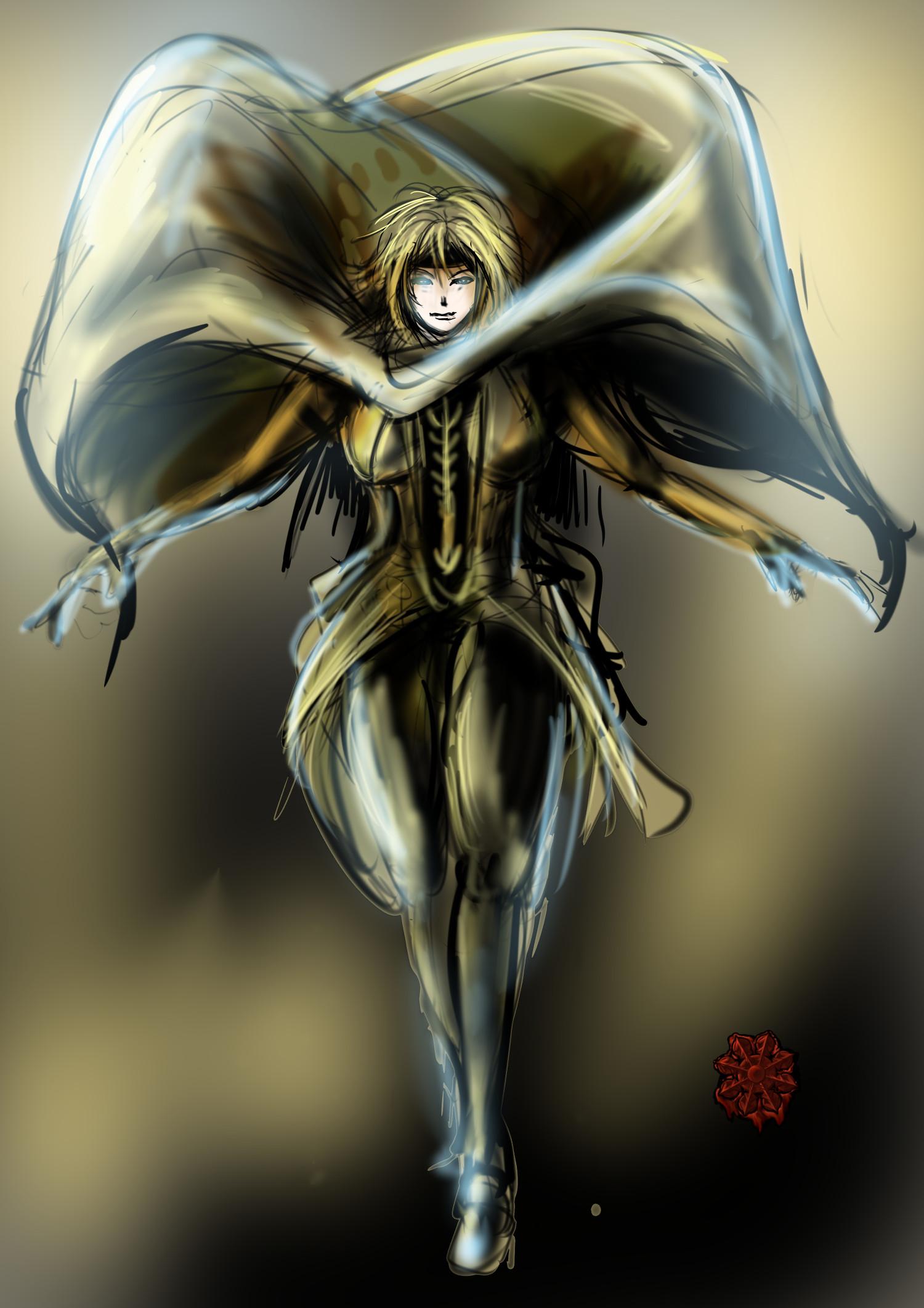 ドゥナダン超能力者女