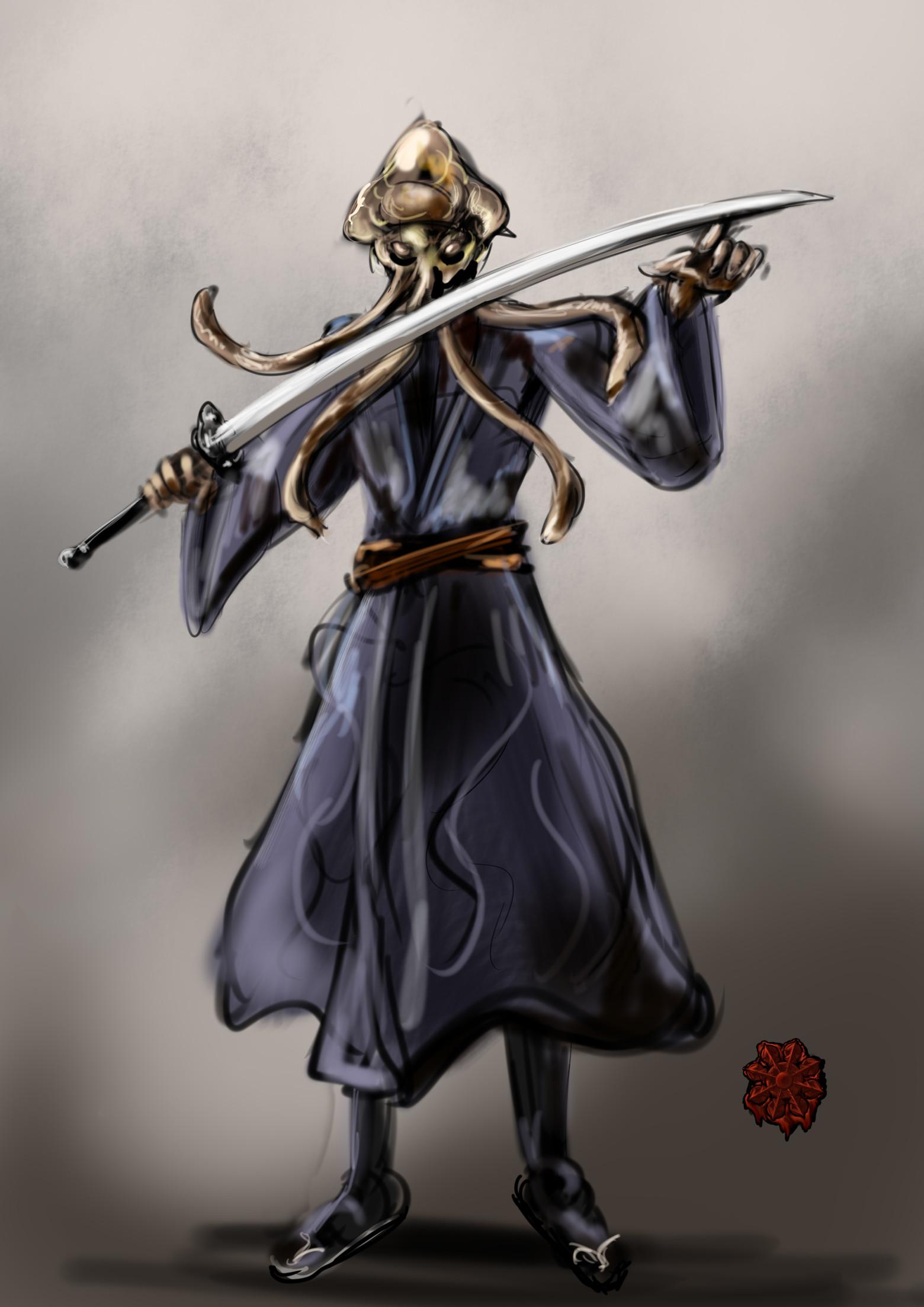 マインドフレア剣術家