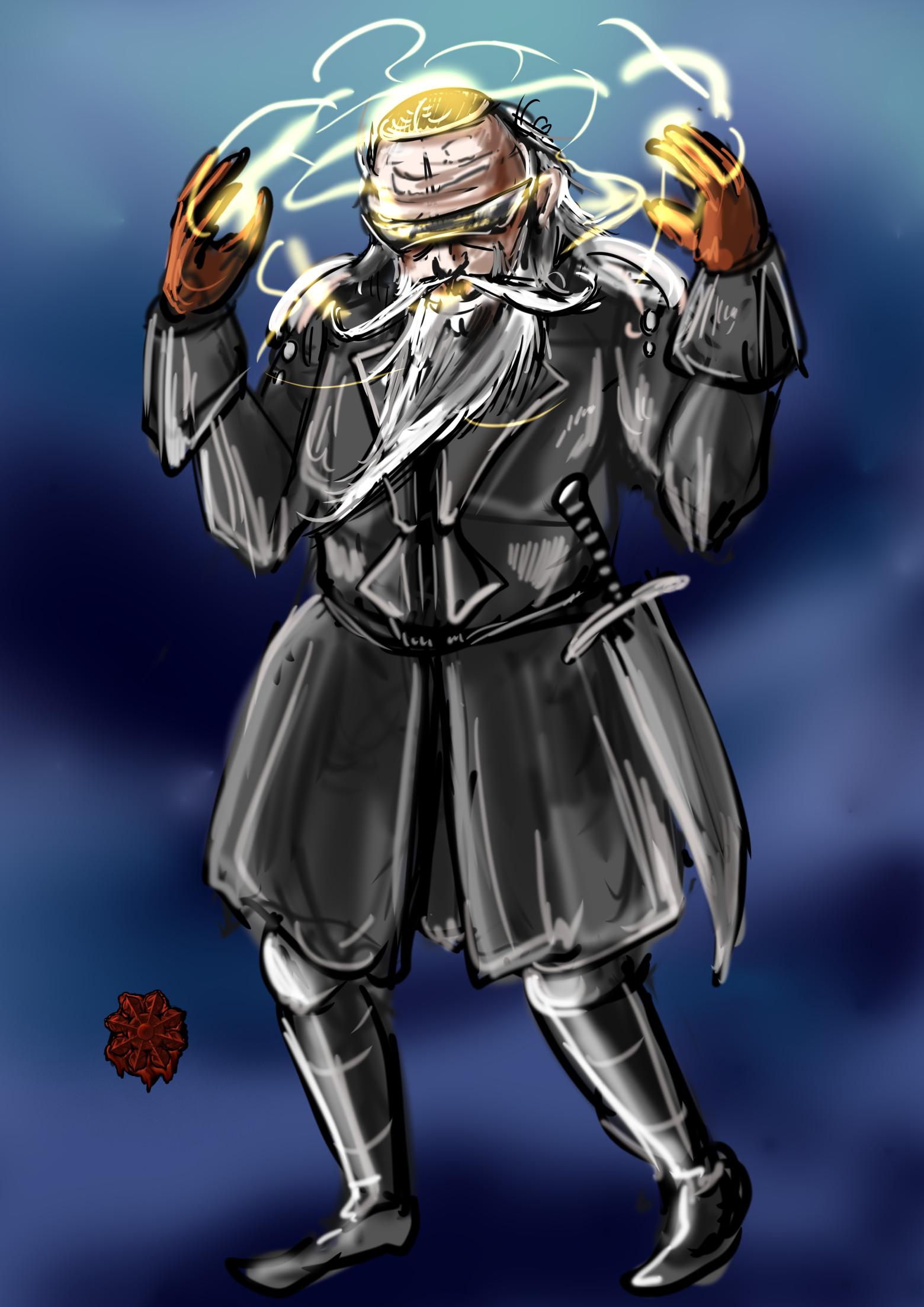 ドワーフ超能力者
