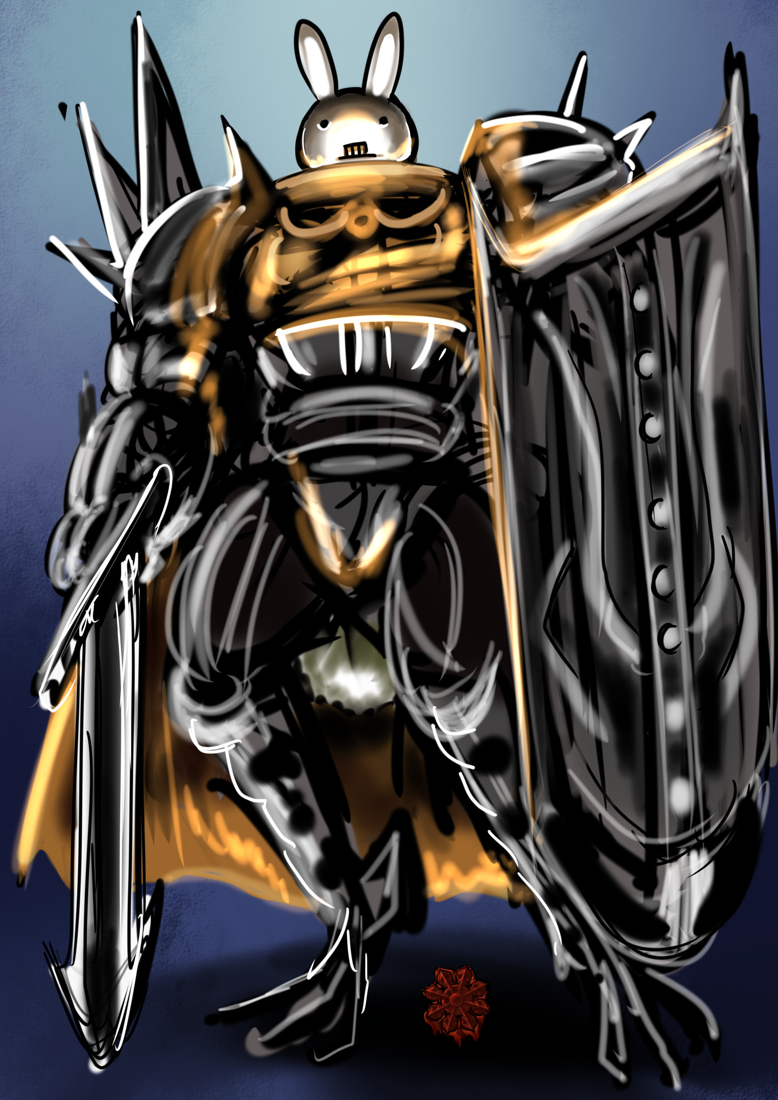 獣人暗黒パラディン