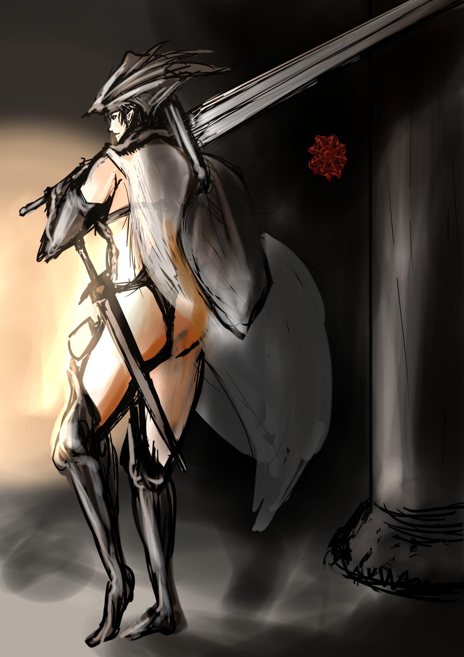 魔法戦士女2