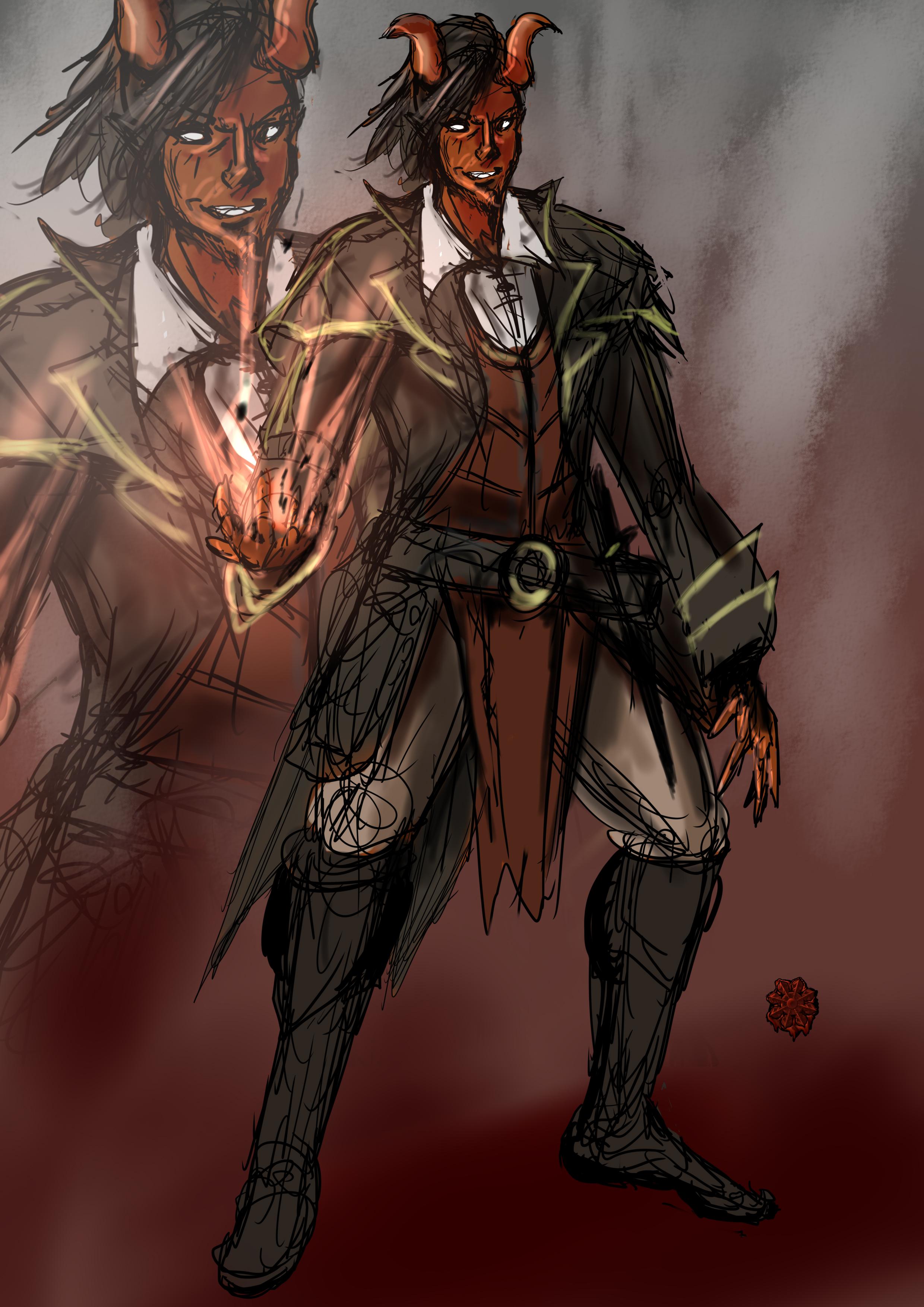 悪鬼の血脈『ティボルト』